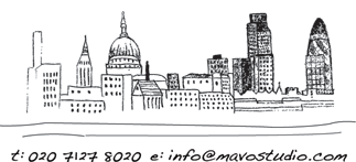 Agenzia di grafica Londra - Mavo Studio - Contatti