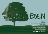 Eden poster thumbnail - Mavo Studio London - Graphic design and web development London