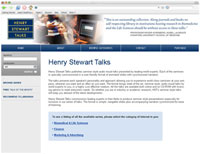 Henry Stuart talks web design - Mavo Studio London - Graphic design and web development London